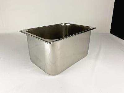 Gastronorm Behälter aus Edelstahl 12L