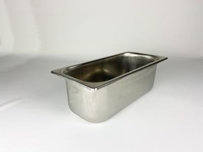 Gastronorm Behälter aus Edelstahl 7L